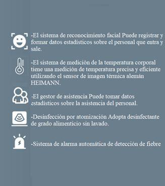 ESTACION DE PREVENCION Y DESINFECCIÓN - foto 3