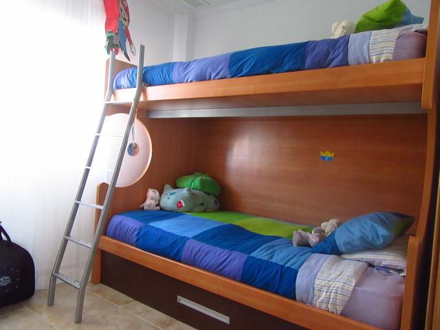 APARTAMENTO FAMILIAR CON VISTAS AL MAR - foto 7