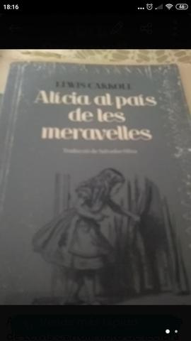 ALICIA EN EL PAÍS DE LES MARAVELLES - foto 1