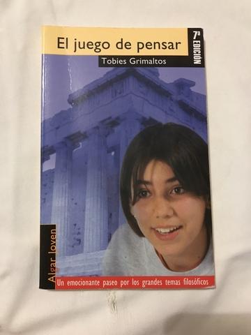 LIBRO EL JUEGO DE PENSAR - foto 1