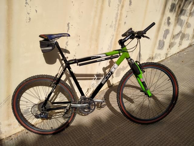 Bicicleta Scott De Montaña.