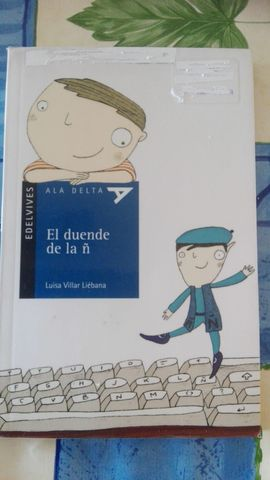 LIBRO EL DUENDE DE LA Ñ - foto 1