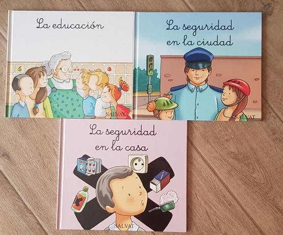 COLECCIÓN MIS PRIMEROS PASOS EN EL MUNDO - foto 7