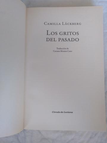 LOS GRITOS DEL PASADO.  LIBRO - foto 4