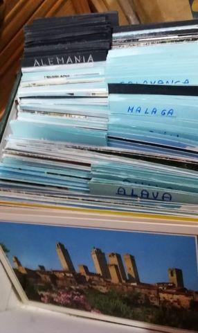 Postales De Todo El Mundo