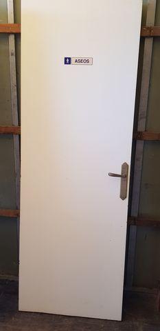 Vendo Puerta Blanca 72 X 203