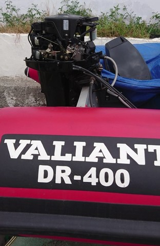 VALIANT SEMIRRÍGIDA,  MOTOR,  REMOLQUE - foto 1