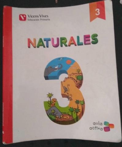 LIBRO DE NATURALES 3 PRIMARIA - foto 1