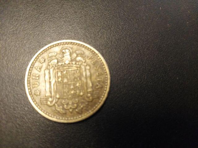 Se Vende Moneda De Una Peseta