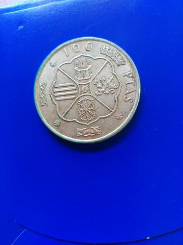 Moneda De 100 Pesetas 1966,19/68