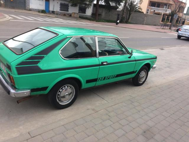SEAT - 128 3P SPORT COUPE - foto 2