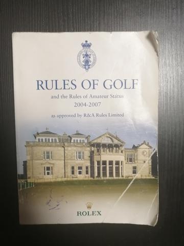 Manual De Golf.