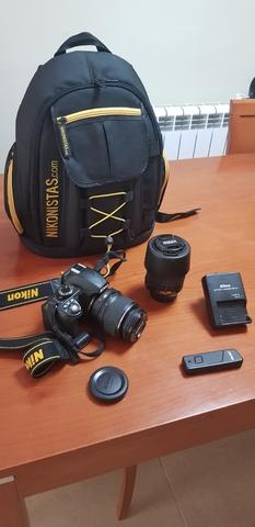 NIKON D3100 - foto 1