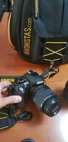 NIKON D3100 - foto 2