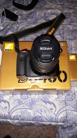 VENDO NIKON D3400 - foto 1