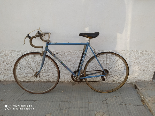 Bicicleta De Carrera Vintage