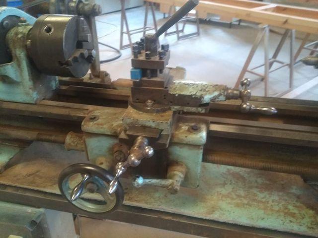 6 en 1 torre redonda de metal herramientas de bricolaje para torno de metal