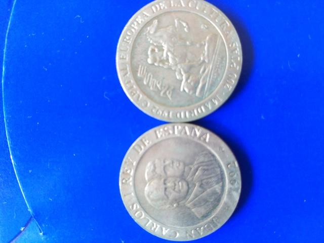 Monedas De 200 Ptas. 1992(Cobre Niquel)