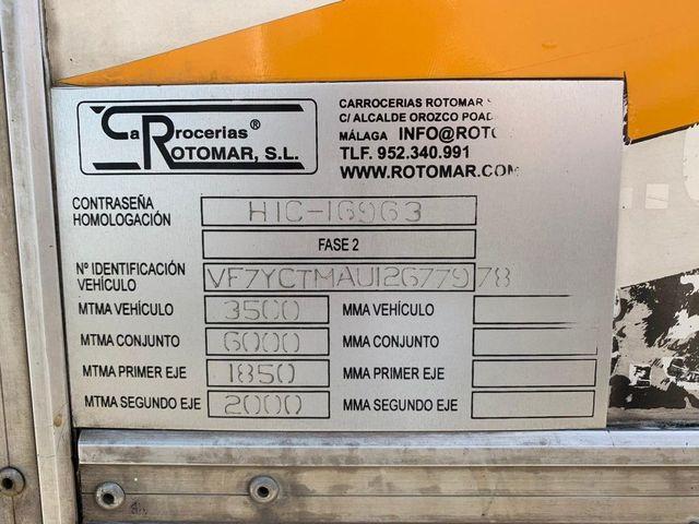 CAMION FRIGORIFICO CITROEN JUMPER 2. 2 HD - foto 4