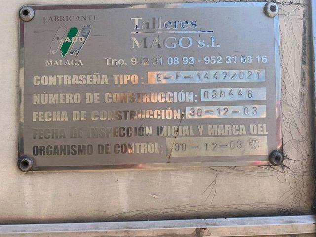CAMION FRIGORIFICO CITROEN JUMPER 2. 2 HD - foto 5