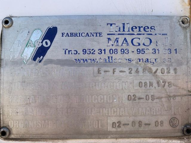 CAMION FRIGORIFICO MERCEDES SPRINTER 412 - foto 5
