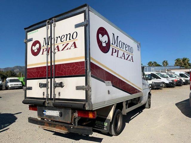 CAMION FRIGORIFICO MERCEDES SPRINTER 412 - foto 6