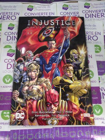 Comic Injustice Volumen 3