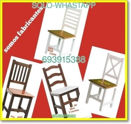 camman prensa montar sillas madera