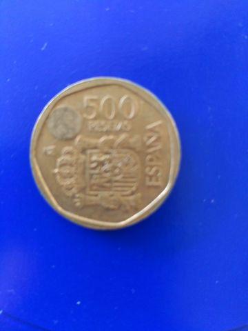 Moneda De 500 Pesetas 1995