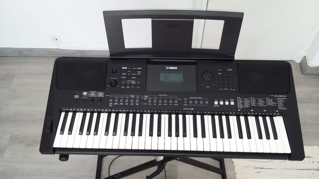 PIANO YAMAHA PSR-E463.  - foto 3