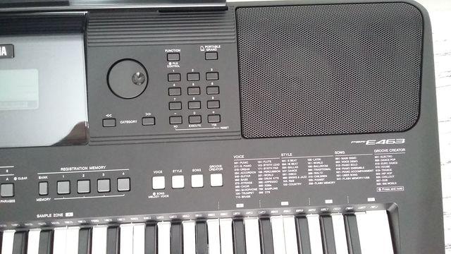 PIANO YAMAHA PSR-E463.  - foto 6