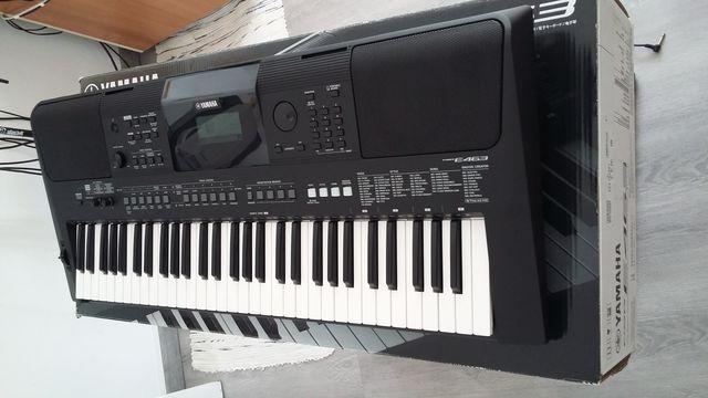 PIANO YAMAHA PSR-E463.  - foto 8