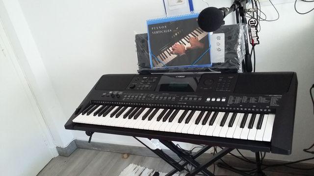 PIANO YAMAHA PSR-E463.  - foto 9