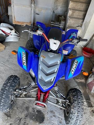 YAMAHA - RAPTOR 660 - foto 3