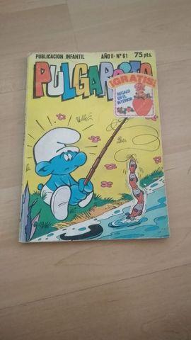 Lote Comics Pulgarcito Edición Infantil