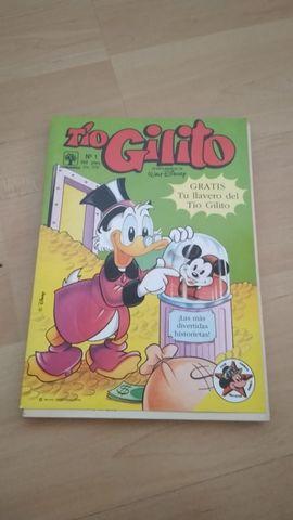 Comics Tío Gilito