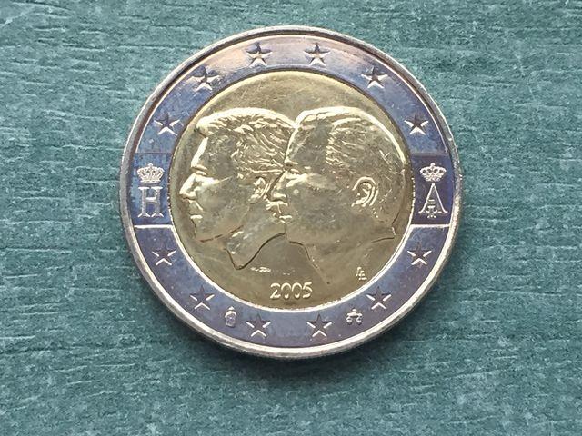 Belgica-Luxemburgo 2005 S/C