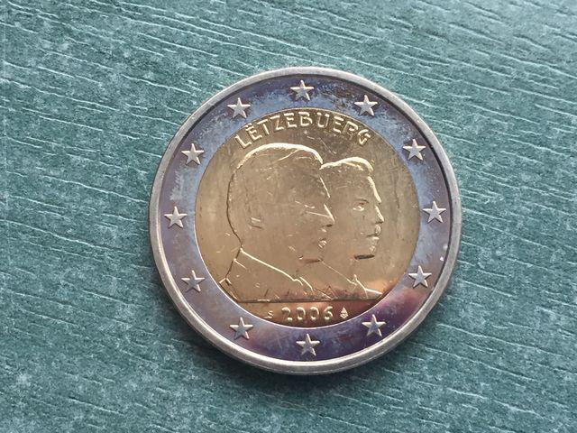 Luxemburgo S/C 2006 Aniversario Trono