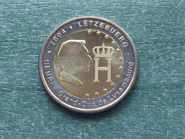 Luxemburgo S/C 2004 Gran Duque Enrique