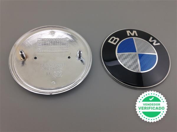 BMW Frontal Capó trasero con el logotipo insignia emblema de arranque 1 3 5 6 7 Z3 X6 X5 74mm Serie E
