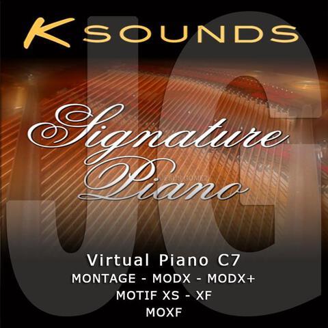 SIGNATURE PIANO - foto 1