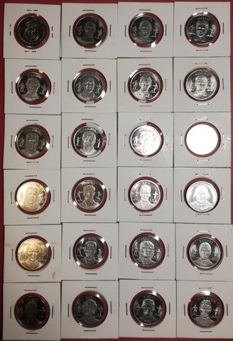 Monedas Del Real Madrid