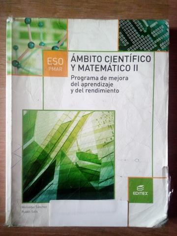 LIBRO ÁMBITO CIENTÍFICO Y MATEMÁTICO II - foto 1