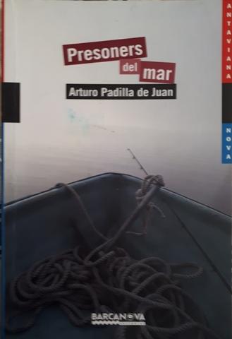 PRESONERS DEL MAR.  ARTURO PADILLA.  - foto 1