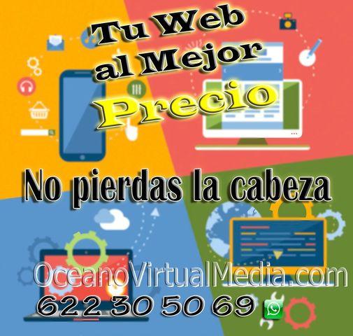 HAREMOS TU SITIO WEB DESDE 190 - foto 1