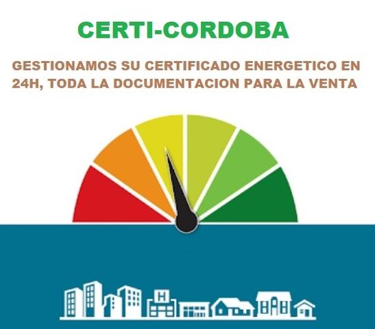 CERTIFICADO ENERGÉTICO EN CORDOBA Y PROV - foto 1
