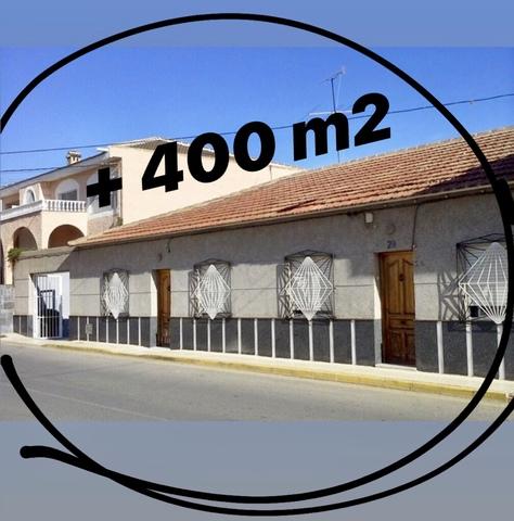 SE VENDEN MAS DE 400 M2 - foto 1