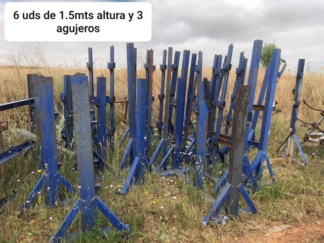 ESTANTERÍAS PARA ALMACENAR HIERRO - foto 1