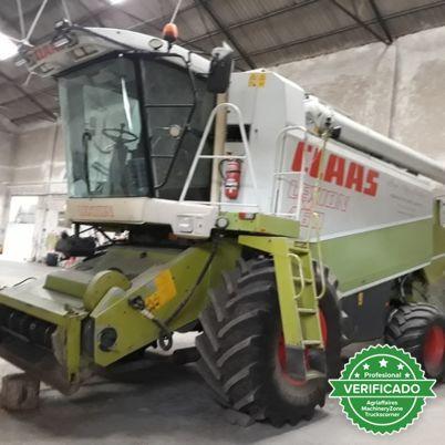 CLAAS LEXION 460 - foto 2