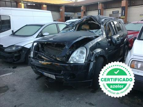 NUCLEO ABS SSANGYONG REXTON 2003 - foto 2